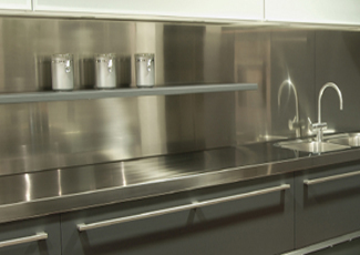 Stainless Countertops West Palm Beach, FL