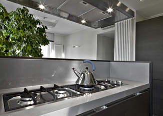 Stainless Steel Kitchens Key Biscayne, FL
