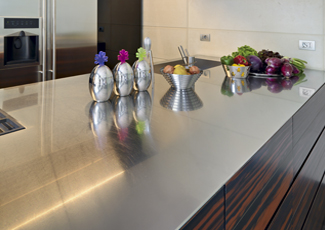 Stainless Steel Kitchen Island Miami Beach, FL